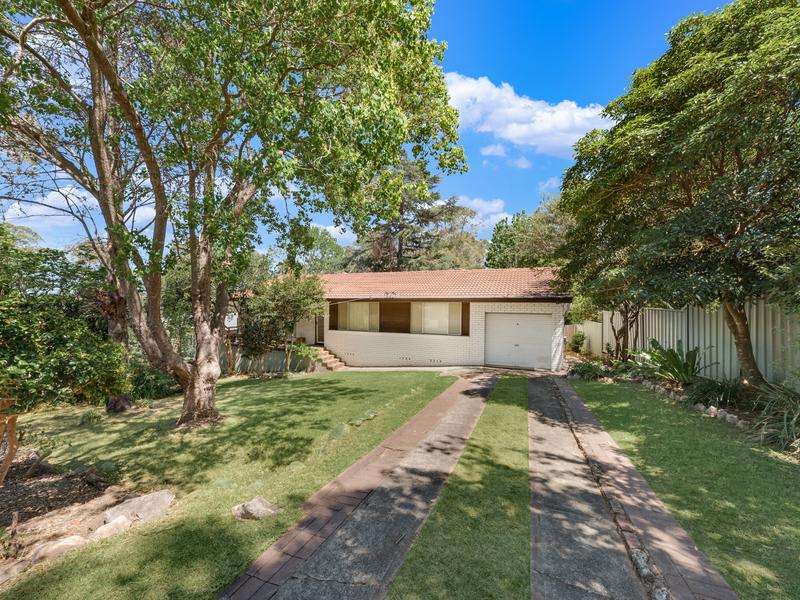 1 Sunny Ridge Road, Winmalee