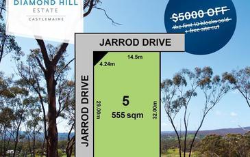 Lot 5 Jarrod Drive, Mckenzie Hill