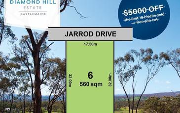 Lot 6 Jarrod Drive, Mckenzie Hill