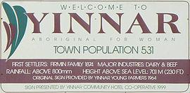 YINNAR - A beautiful rural township