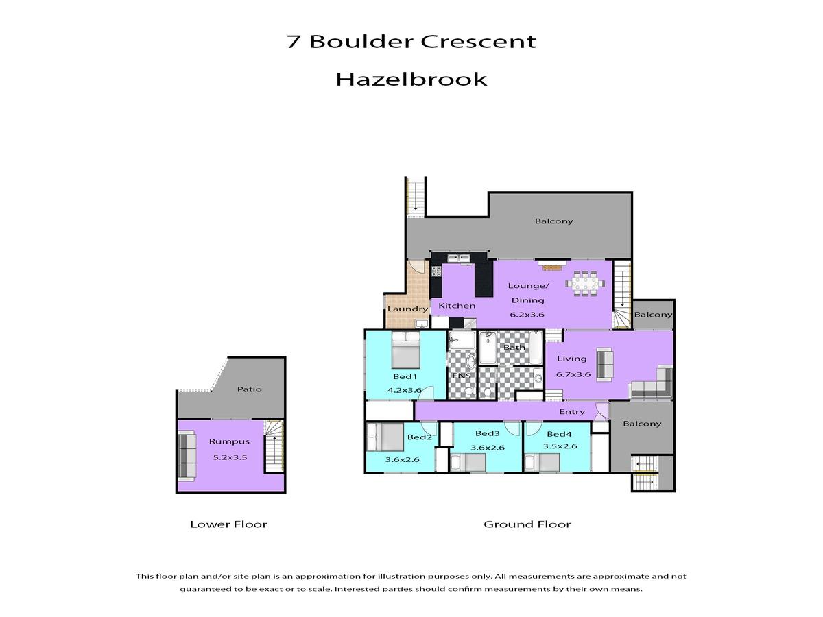 7 Boulder Crescent, Hazelbrook