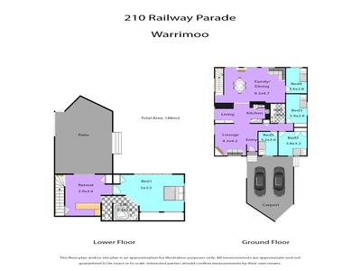 210 Railway Parade, Warrimoo