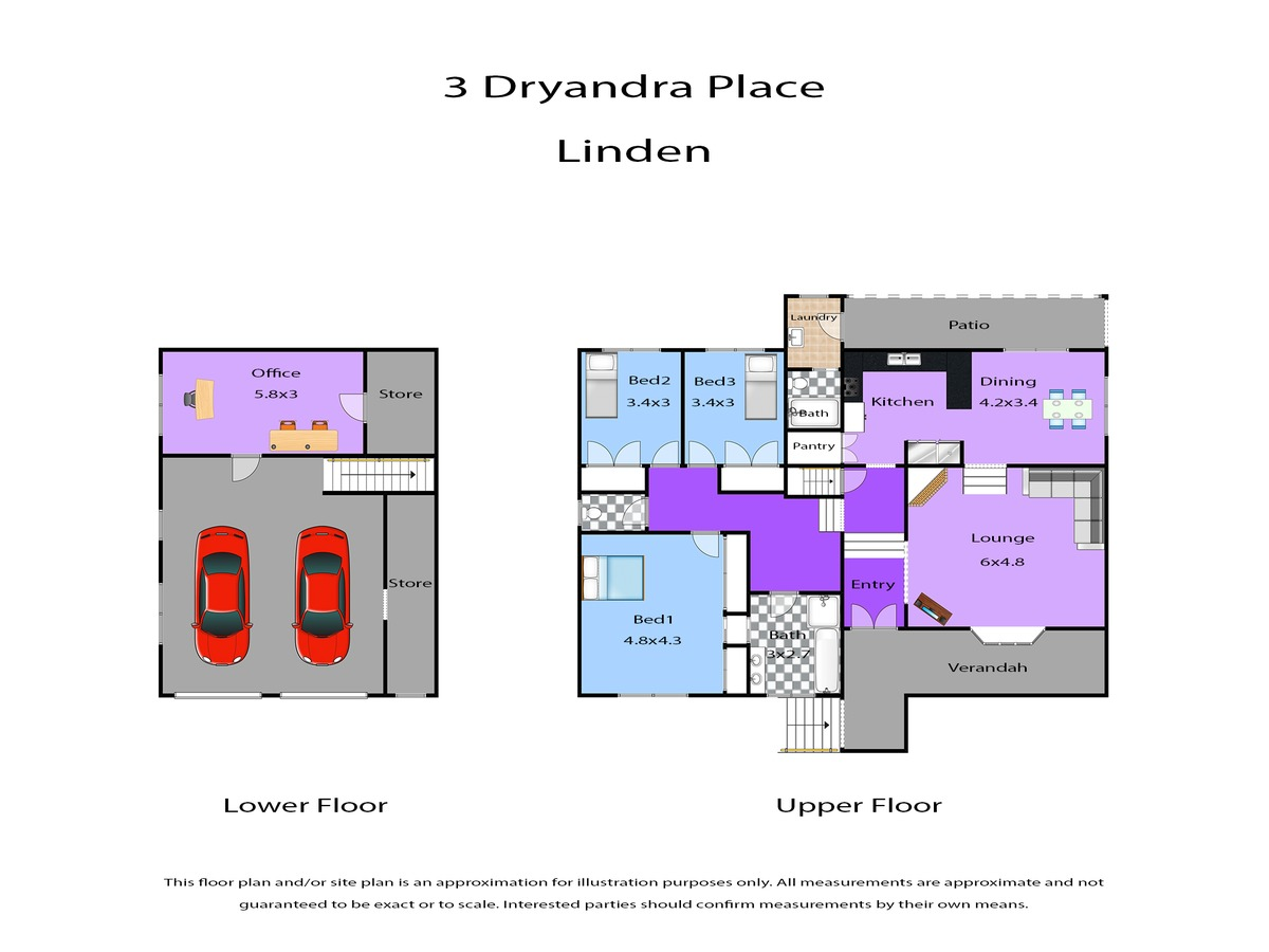 3 Dryandra Place, Linden