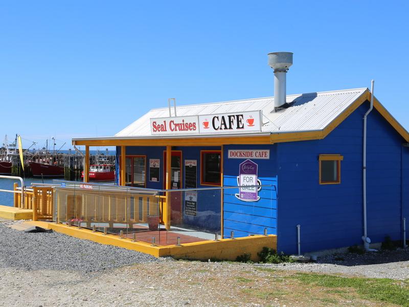 Dock Side Cafe