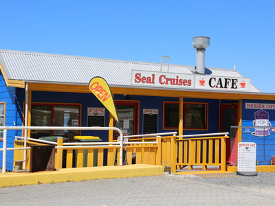 Dock Side Cafe