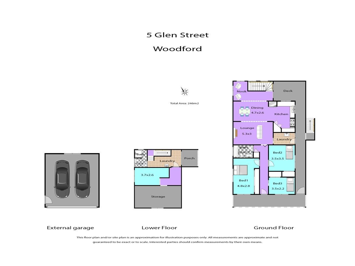 5 Glen Street, Woodford