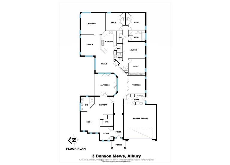 3 Benyon Mews, East Albury