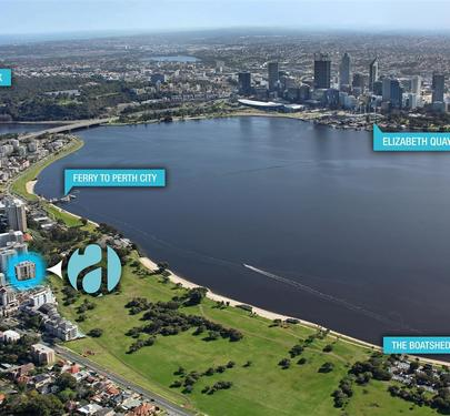 2a-158 Mill Point Road, South Perth