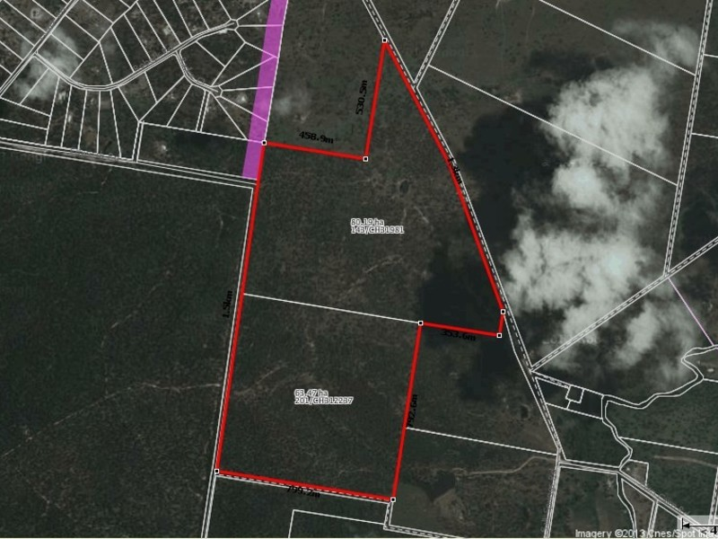 Lot 201 & 143 Old Toowoomba Road West, Glen Cairn