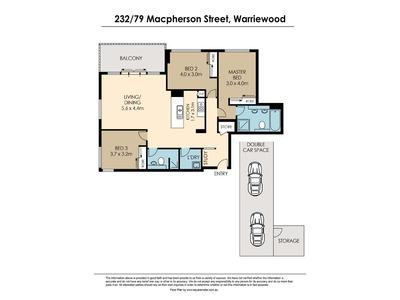 232 / 79 Macpherson Street, Warriewood