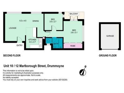 10 / 12 Marlborough Street, Drummoyne