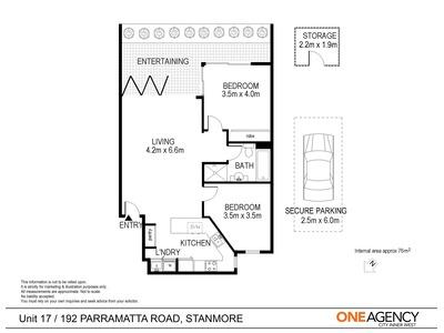 17 / 192 Parramatta Road, Stanmore
