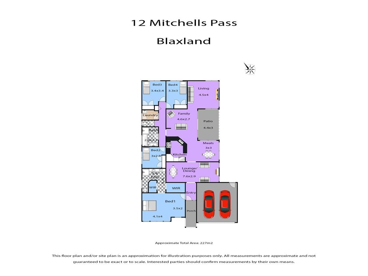 12 Mitchells Pass, Blaxland