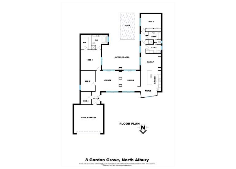 8 Gordon Grove, North Albury