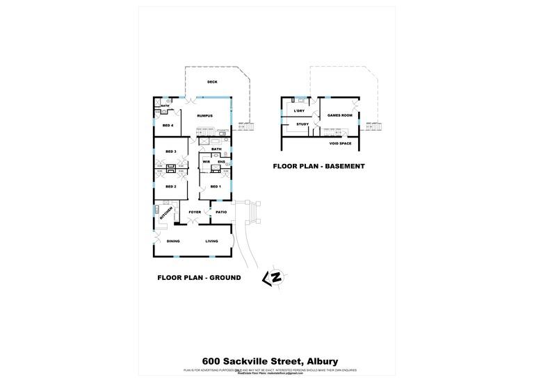 600 Sackville Street, Albury