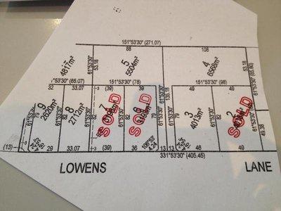 Lot 8 & 9, Lowens Lane, Benalla