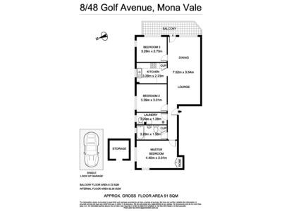 8 / 48 Golf Avenue, Mona Vale
