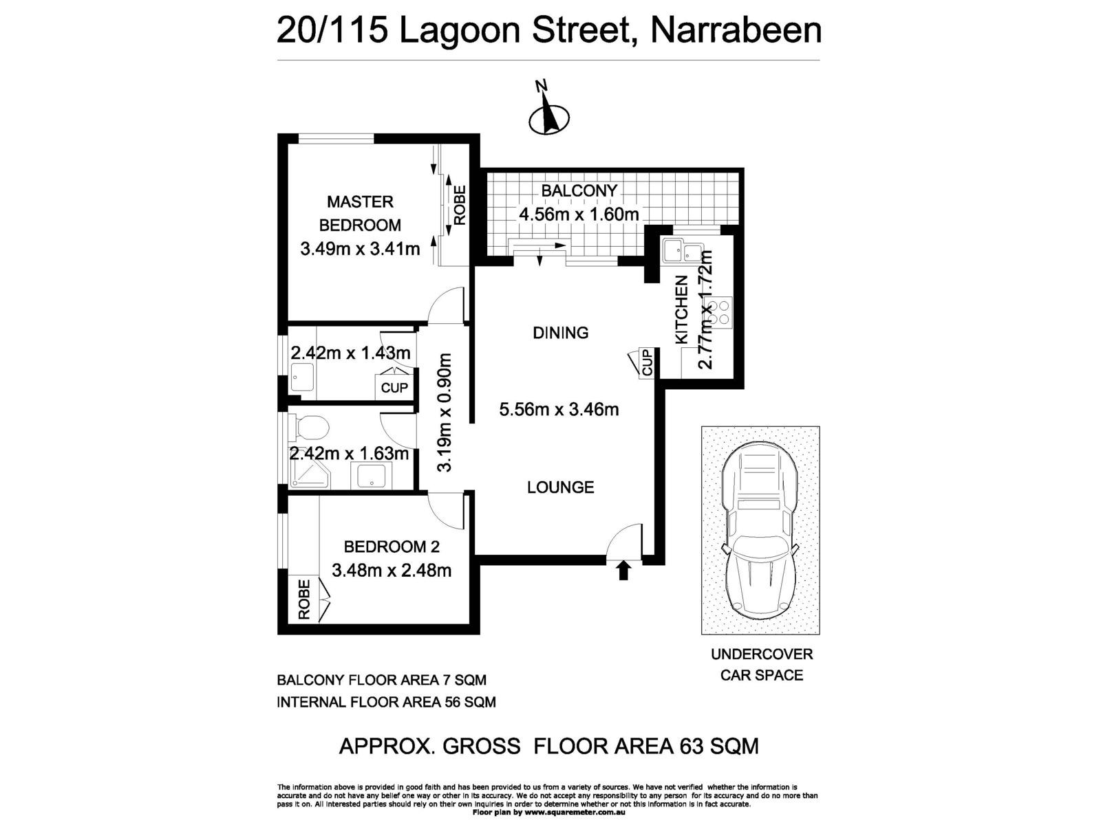 20 / 115 Lagoon Street , Narrabeen