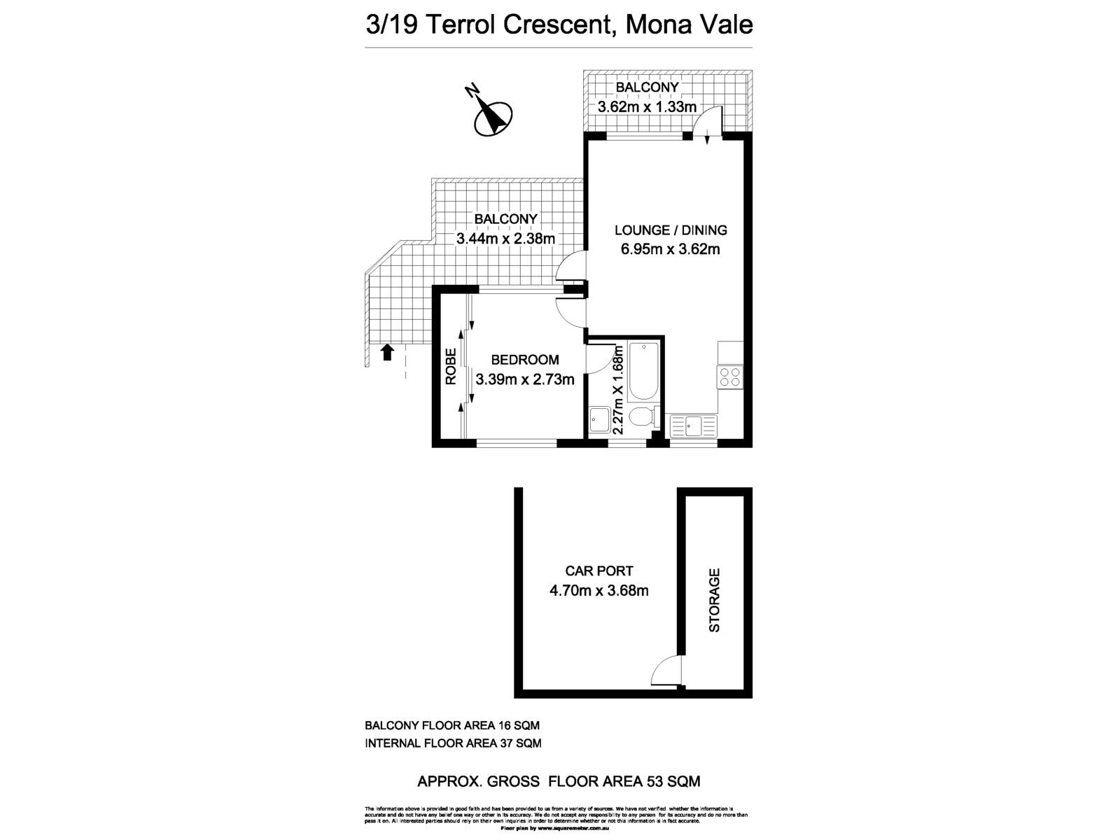 3 / 19 Terrol Crescent, Mona Vale