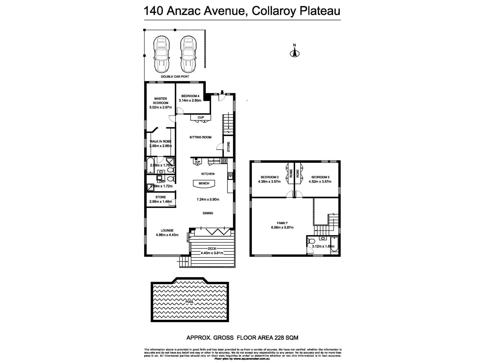 140 Anzac Avenue, Collaroy Plateau
