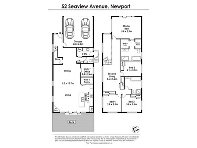 52 Seaview Avenue, Newport