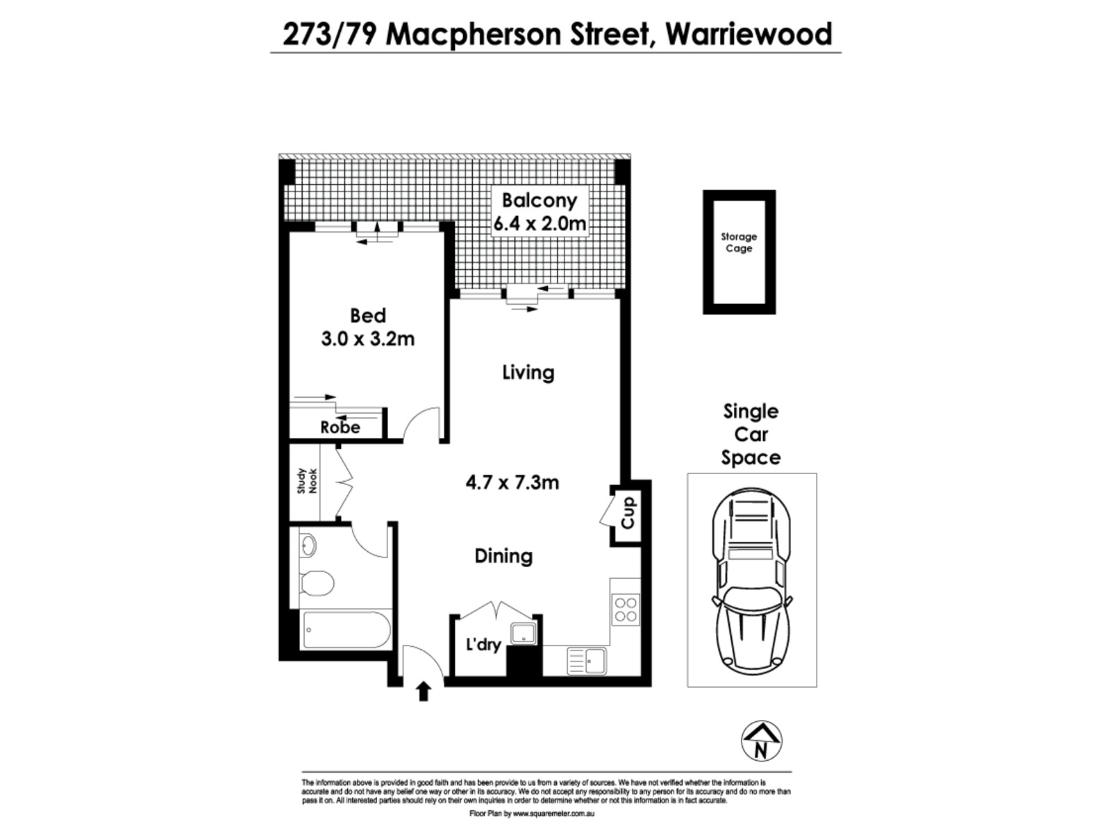 273 / 79 Macpherson Street, Warriewood