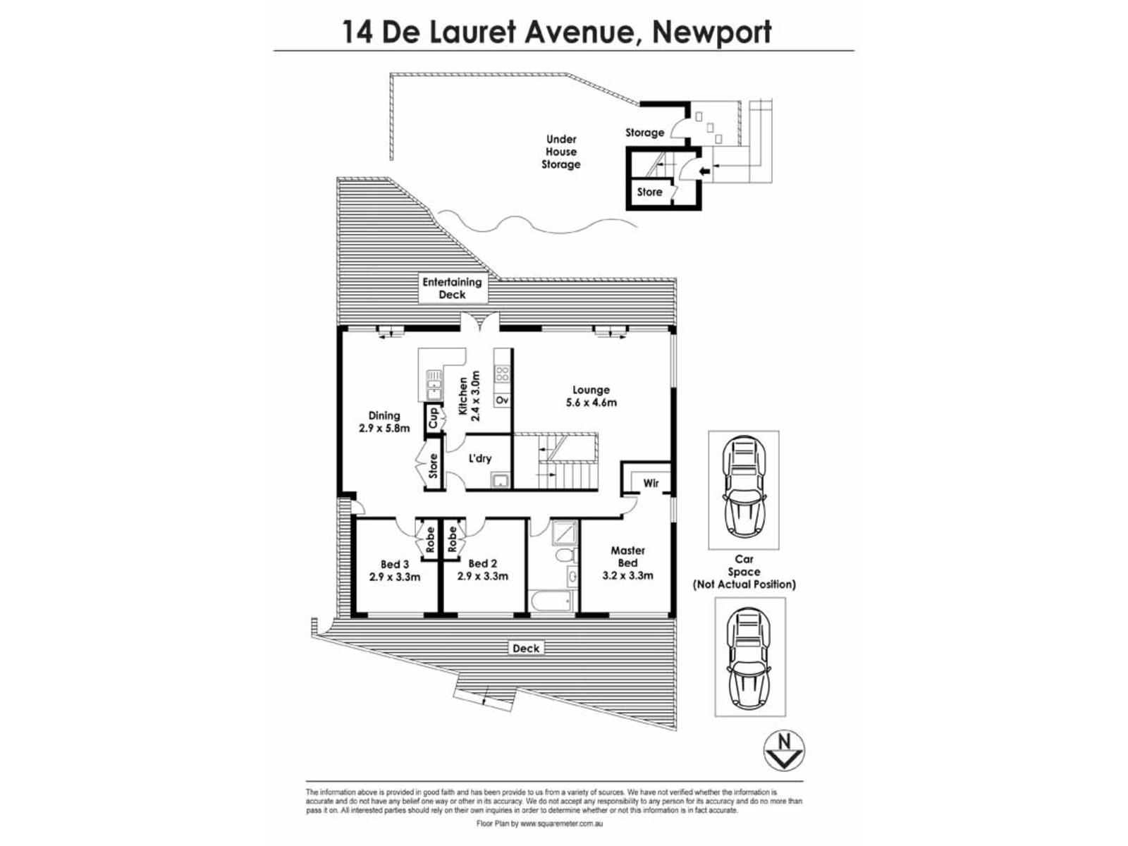 14 De Lauret Avenue, Newport