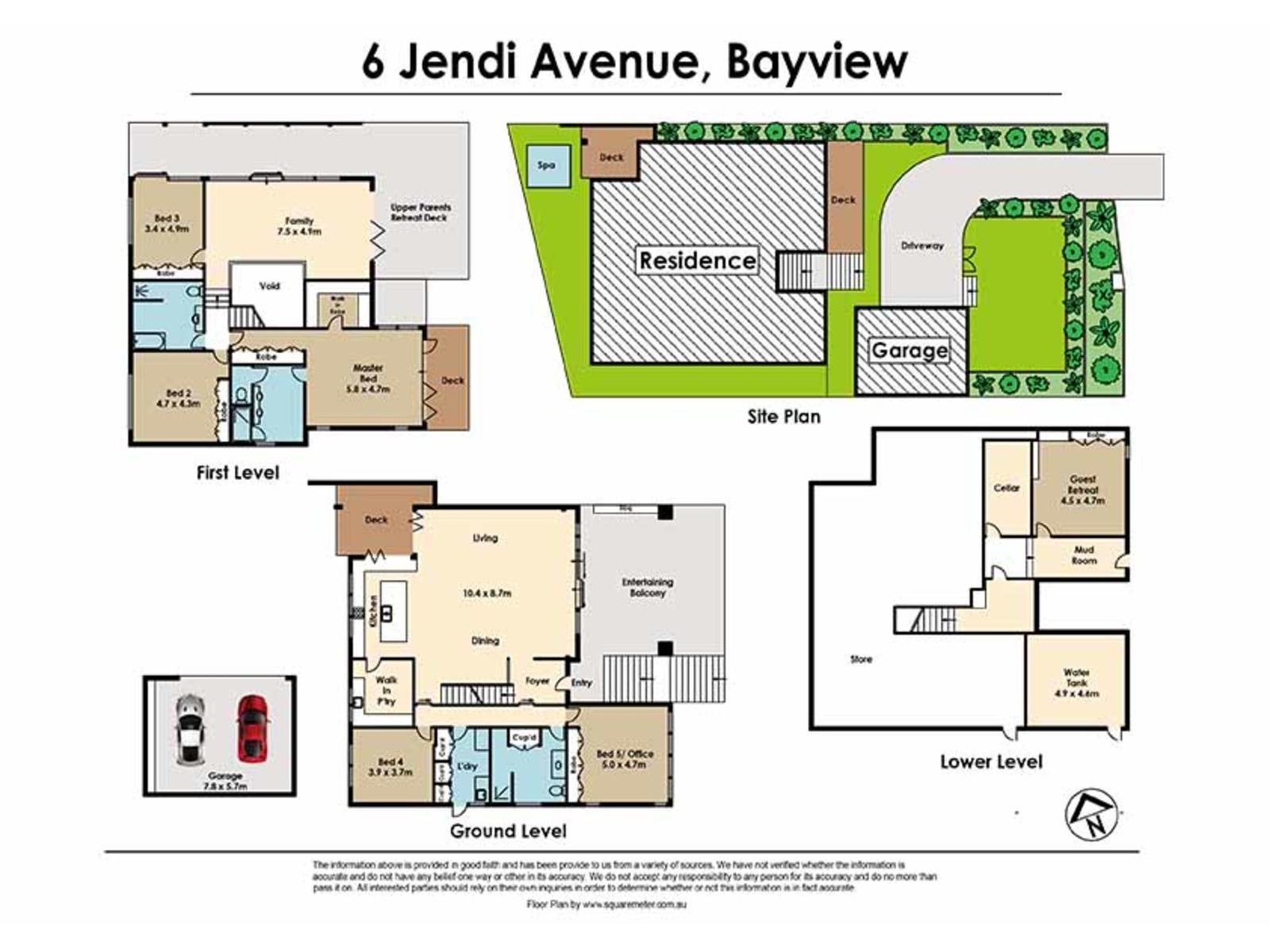 6 Jendi Avenue, Bayview