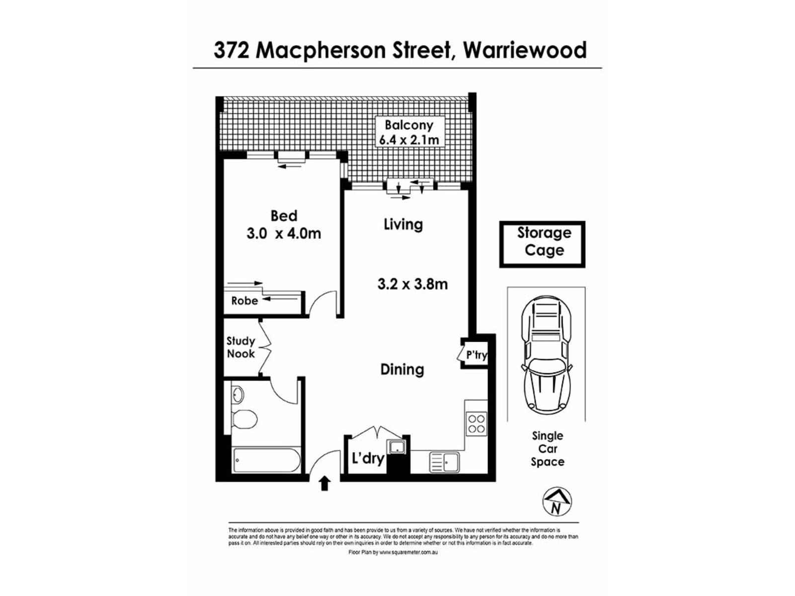 372 / 79 Macpherson Street, Warriewood