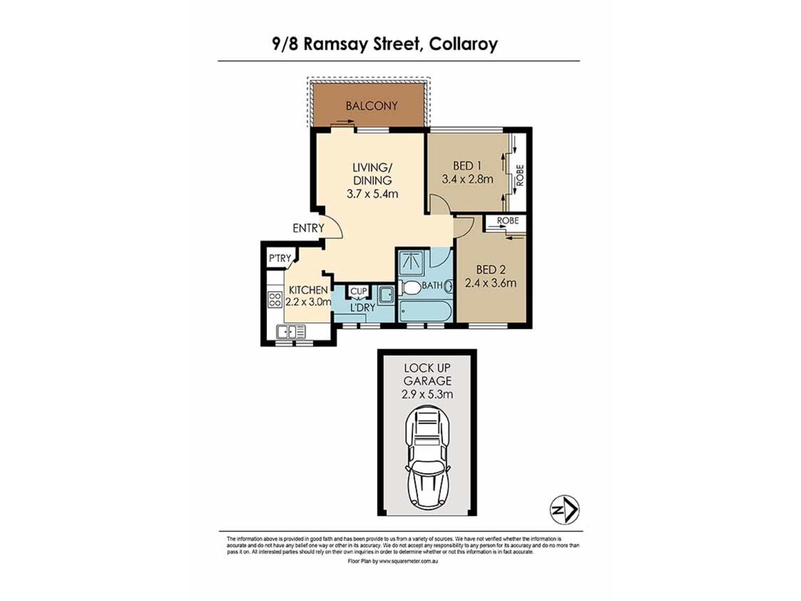 9 / 8 Ramsay Street, Collaroy