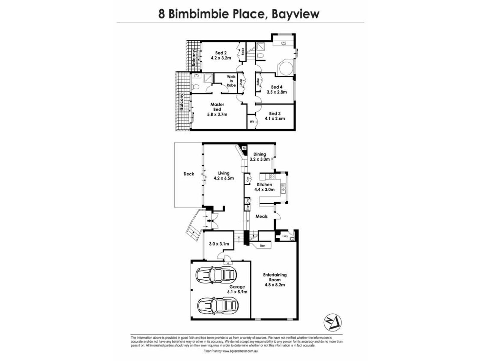 8 Bimbimbie Place, Bayview