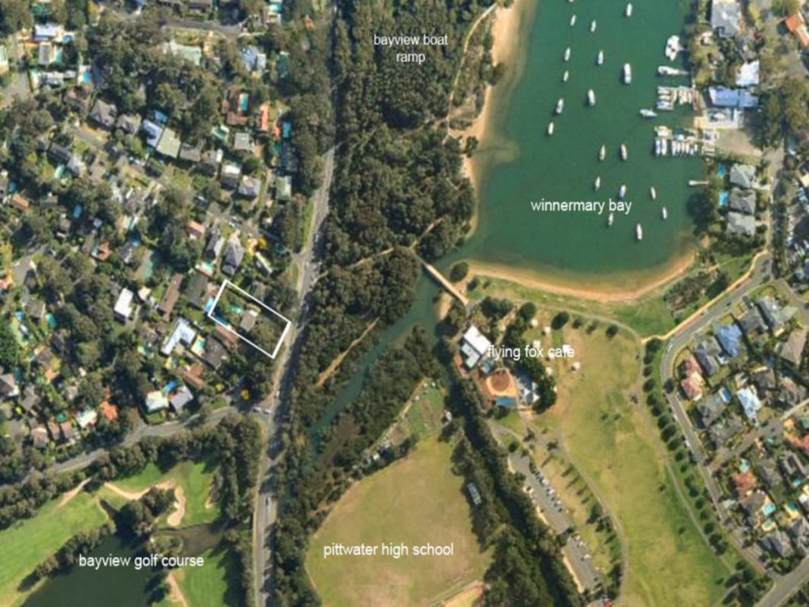 1827 Pittwater Road, Bayview