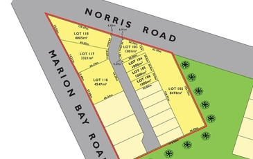 Lot 118 Norris Road, Marion Bay