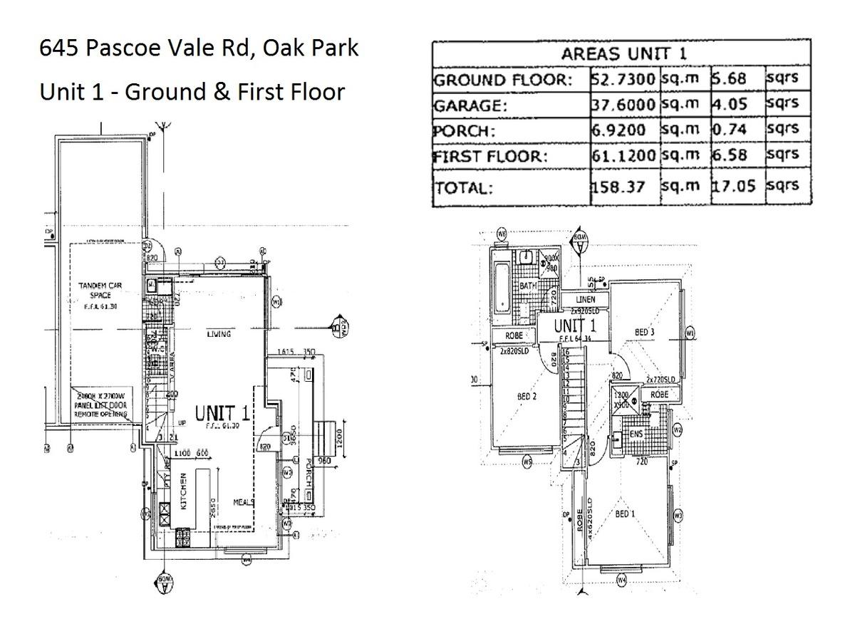 1 / 645 Pascoe Vale Road, Oak Park
