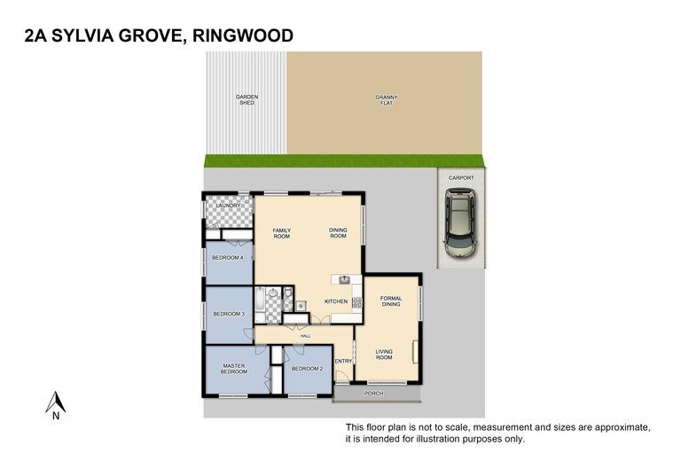 2A Sylvia Grove, Ringwood