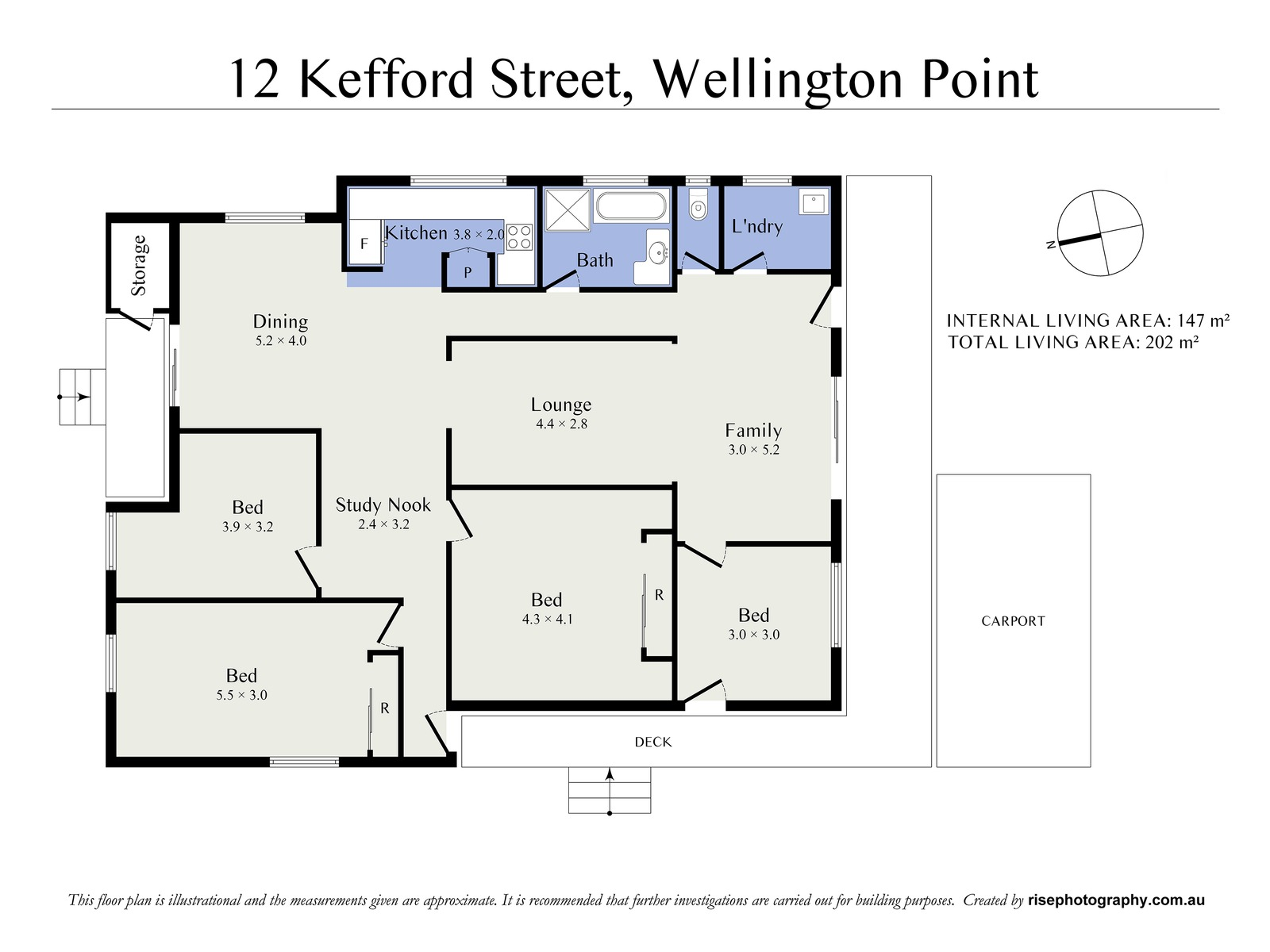 12 Kefford Street, Wellington Point