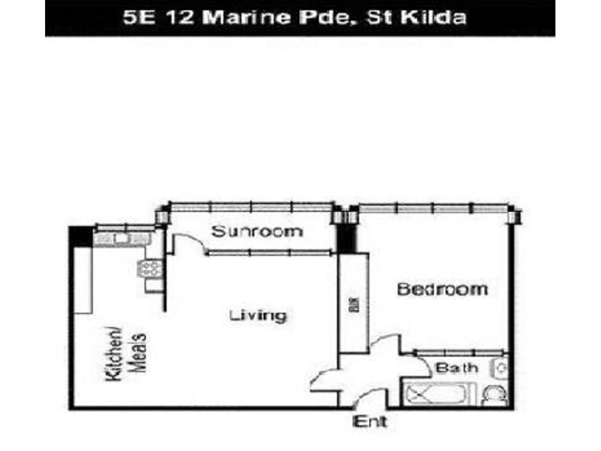 5E / 12 Marine Parade, St Kilda