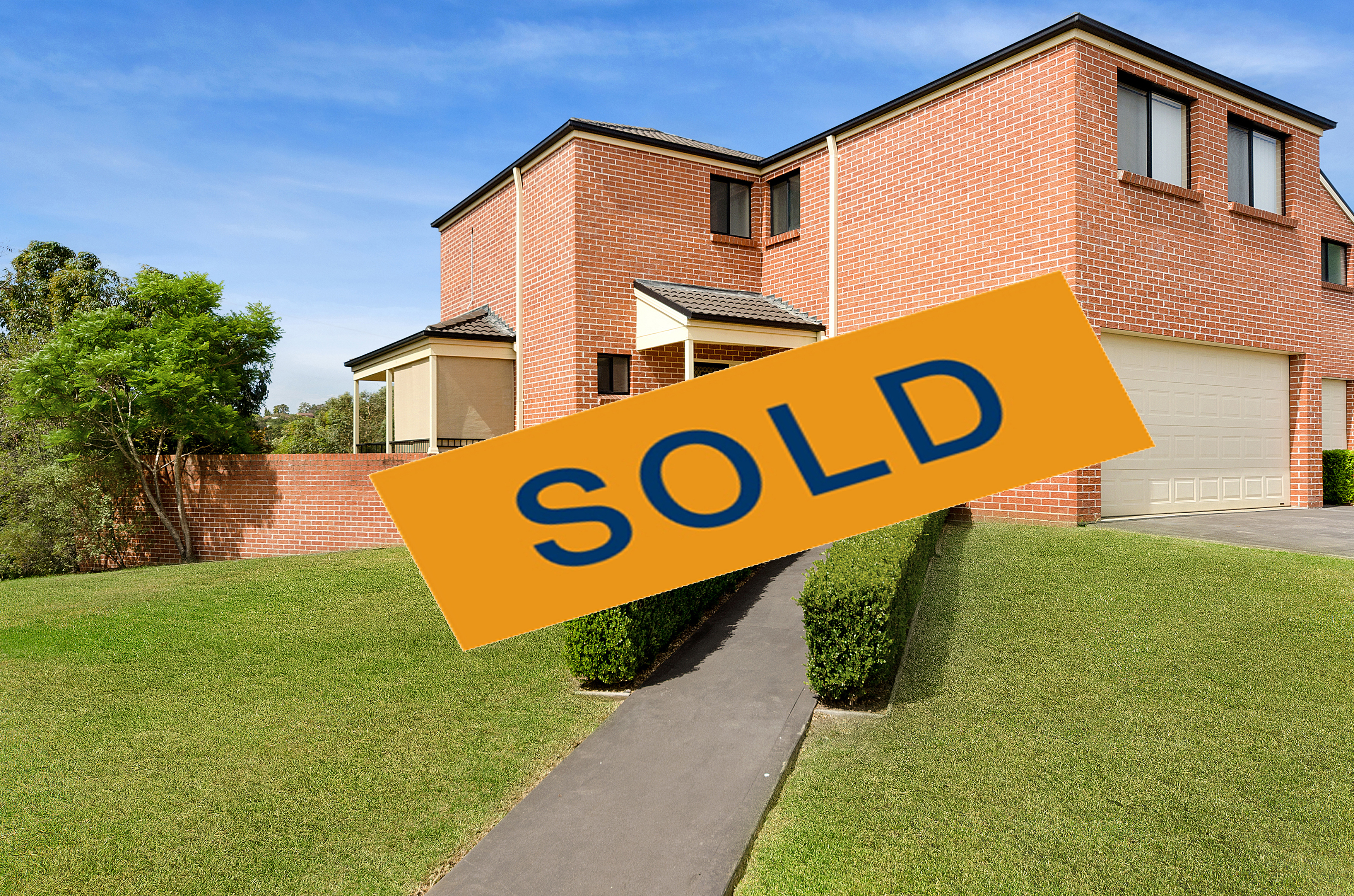 Knows the market and provided a realistic indication of property value