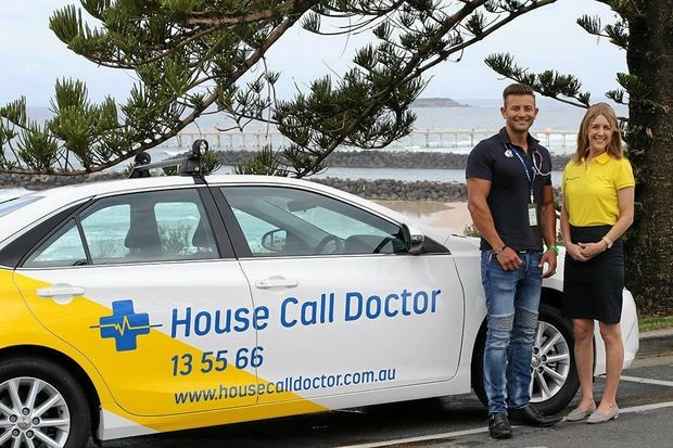 Local House Call Dr Service