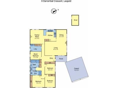 6 Darrambal Crescent, Leopold