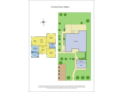1A Lichen Grove, Highton