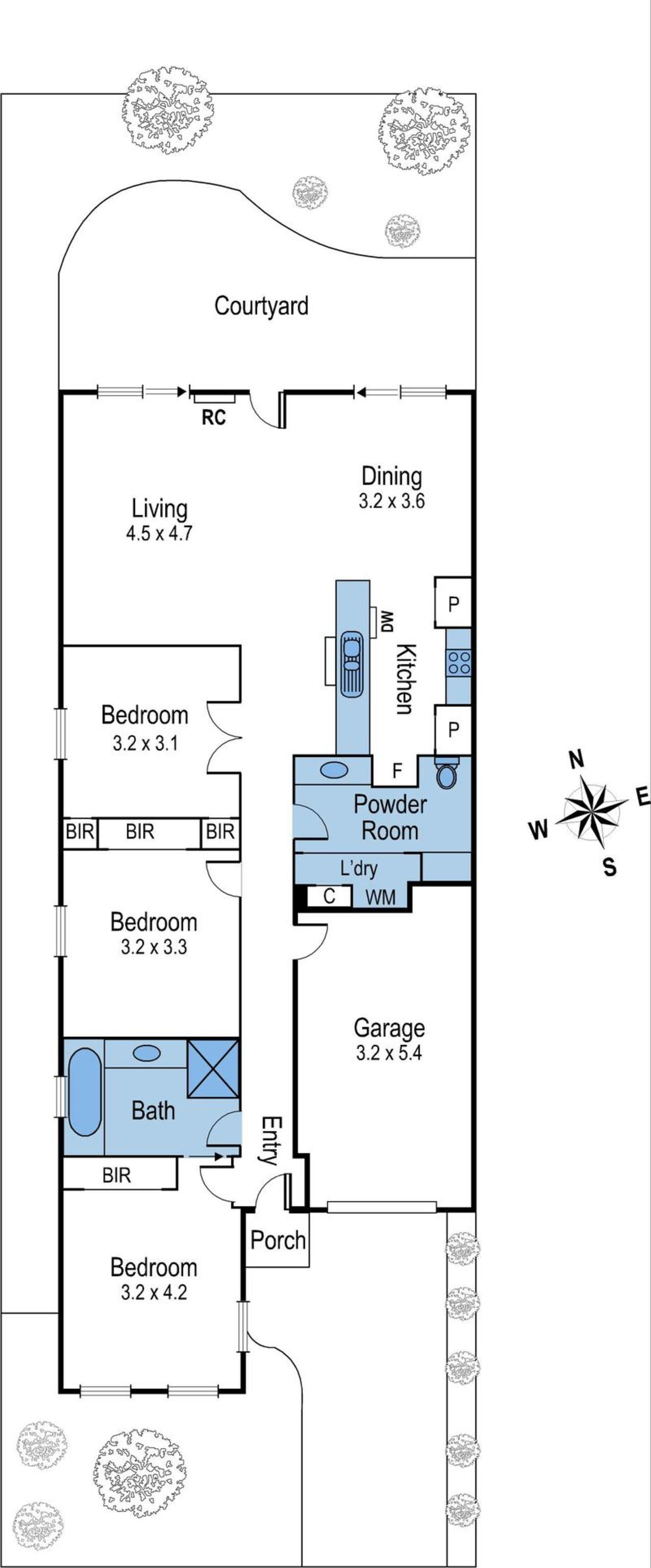 44 Sherbourne Terrace, Newtown