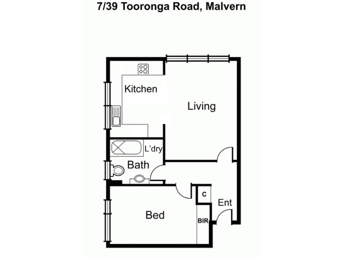 7 / 39 Tooronga Road, Malvern East