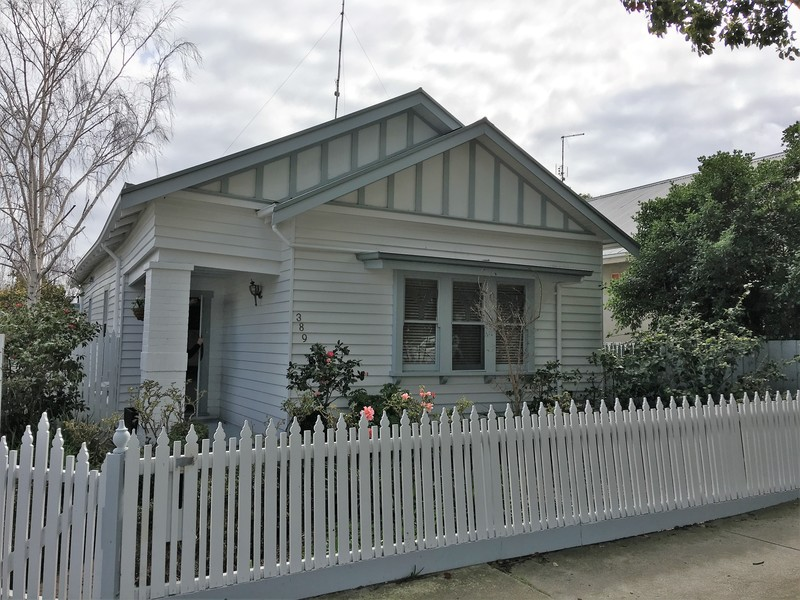 389 Pakington Street, Newtown