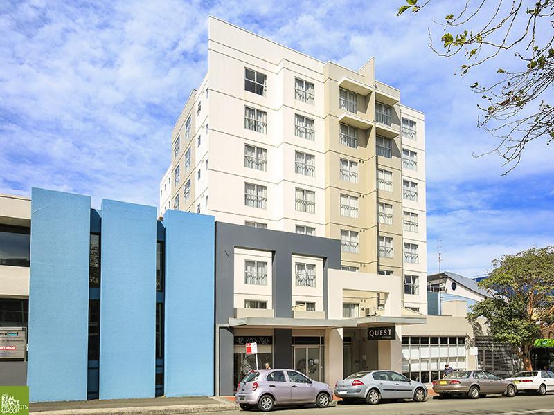 33 / 59 Kembla Street, Wollongong