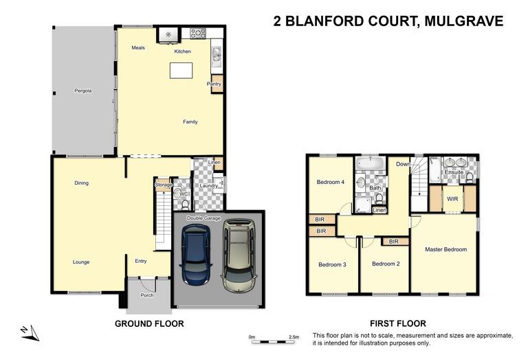 2 Blanford Court, Mulgrave