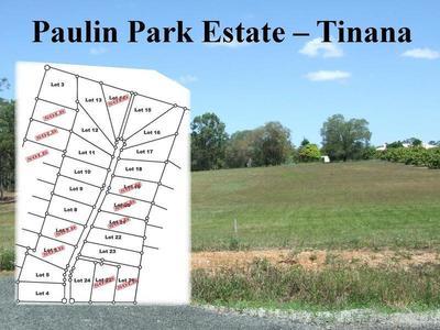 Paulin Park Place, Tinana